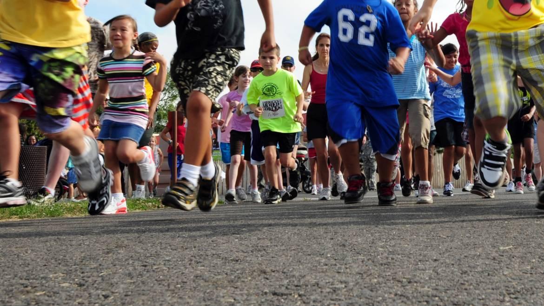 McDonald's™ Дорожная гонка на 1 км Дети