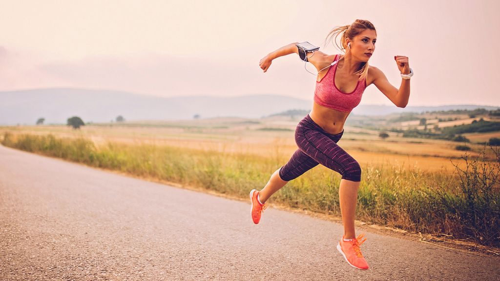 5 golden rules of running