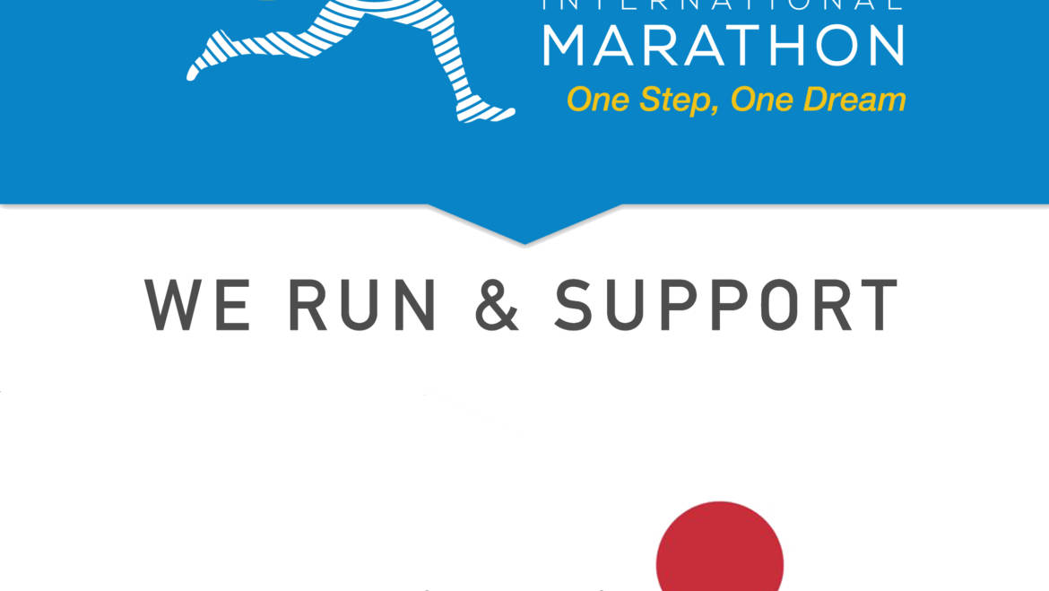 Support Karaiskakio Foundation by participating in the Radisson Blu Larnaka International Marathon