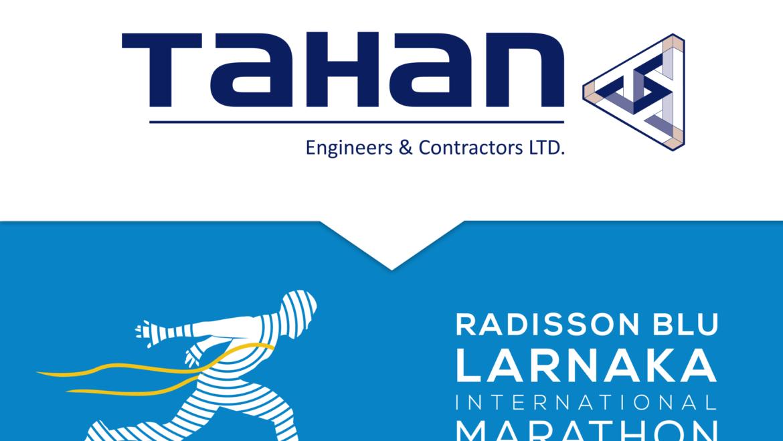 Tahan Engineers &Contractors Ltd join Radisson Blu Larnaka International Marathon