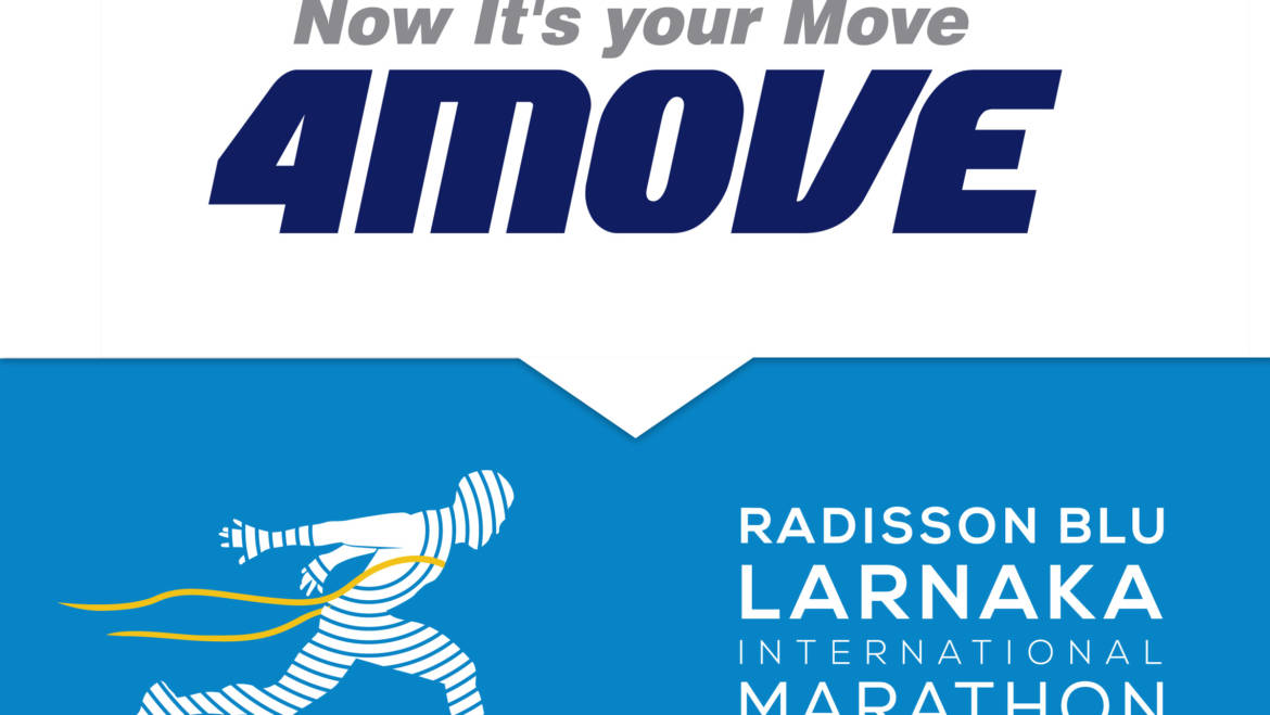 4 Move feeds the action in the 2nd Radisson Blu Larnaka International Marathon