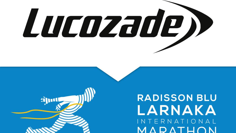 Lucozade Cyprus gives energy to the Radisson Blu Larnaka International Marathon
