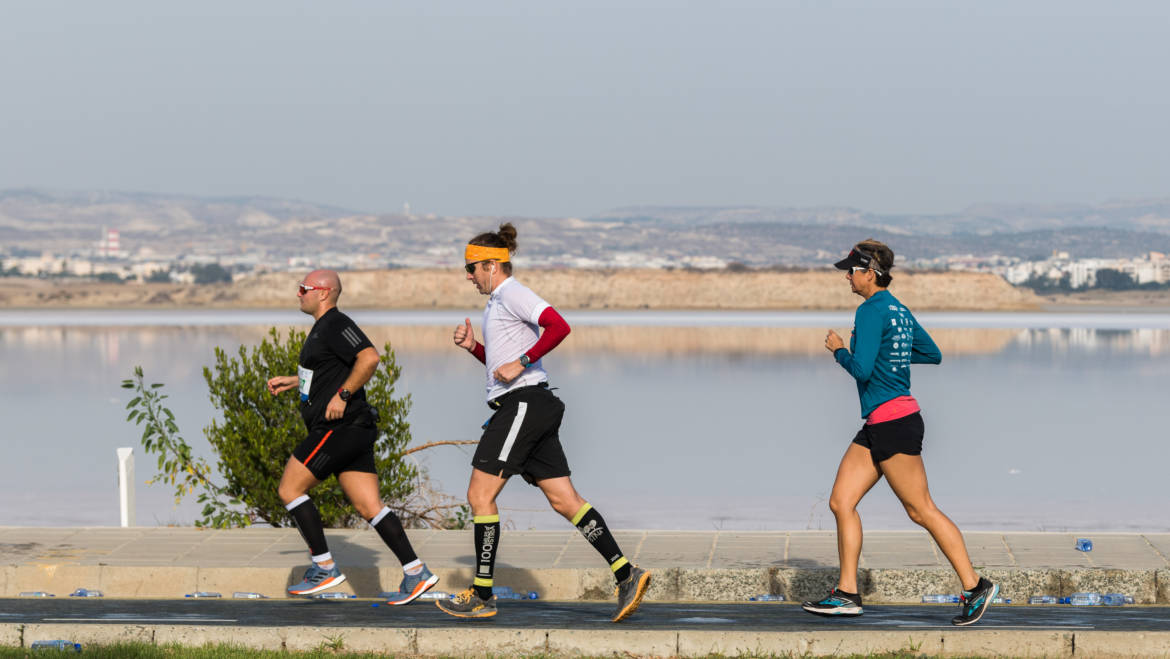 Why the Radisson Blu Larnaka International Marathon is a unique experience?