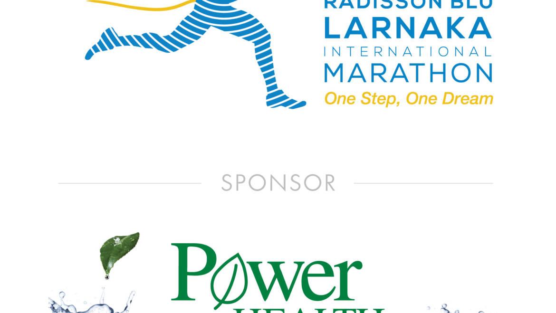 Power Health brings the power of nature to Radisson Blu Larnaka International Marathon
