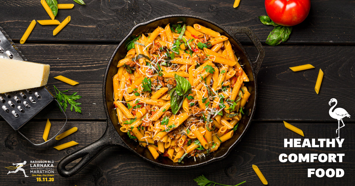Comfort Foods: Are there really foods that can «comfort» you?